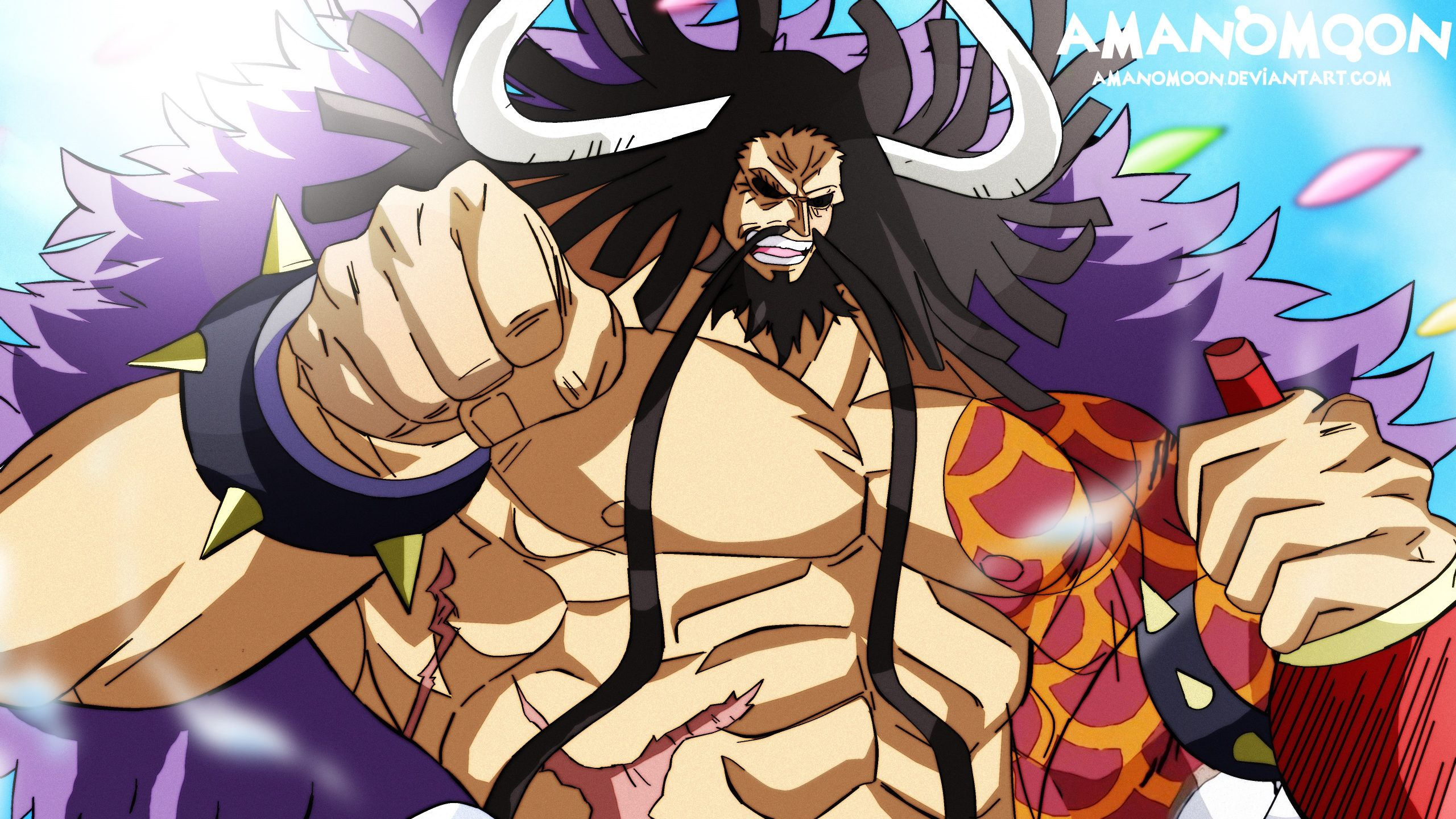 One Piece Chapter 982 Review And Reaction Kaido Also Wants To Become The Pirate King Blocktoro